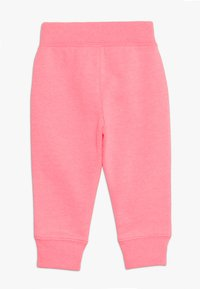 GAP - TODDLER GIRL LOGO  - Träningsbyxor - pink pop neon - 1