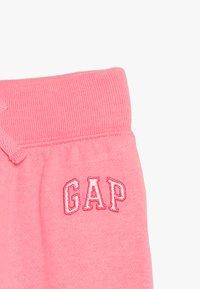 GAP - TODDLER GIRL LOGO  - Träningsbyxor - pink pop neon - 3