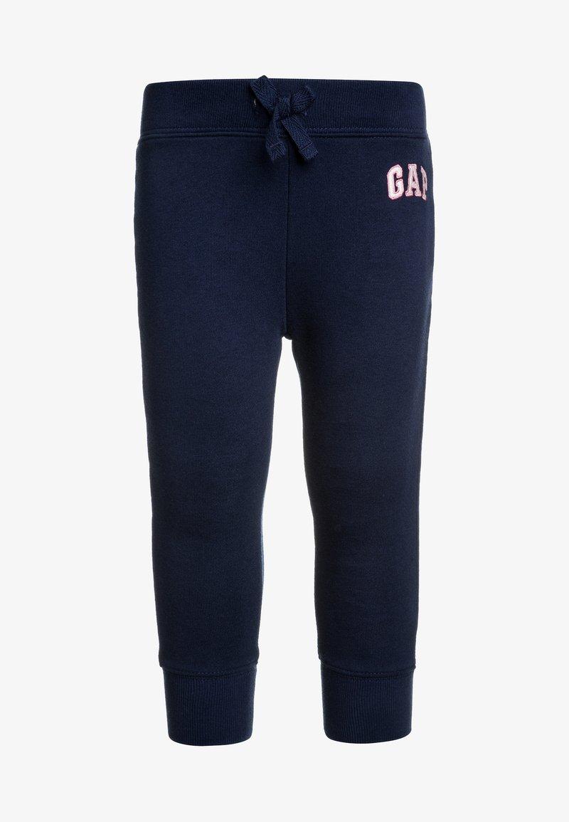 GAP - TODDLER GIRL LOGO  - Teplákové kalhoty - elysian blue
