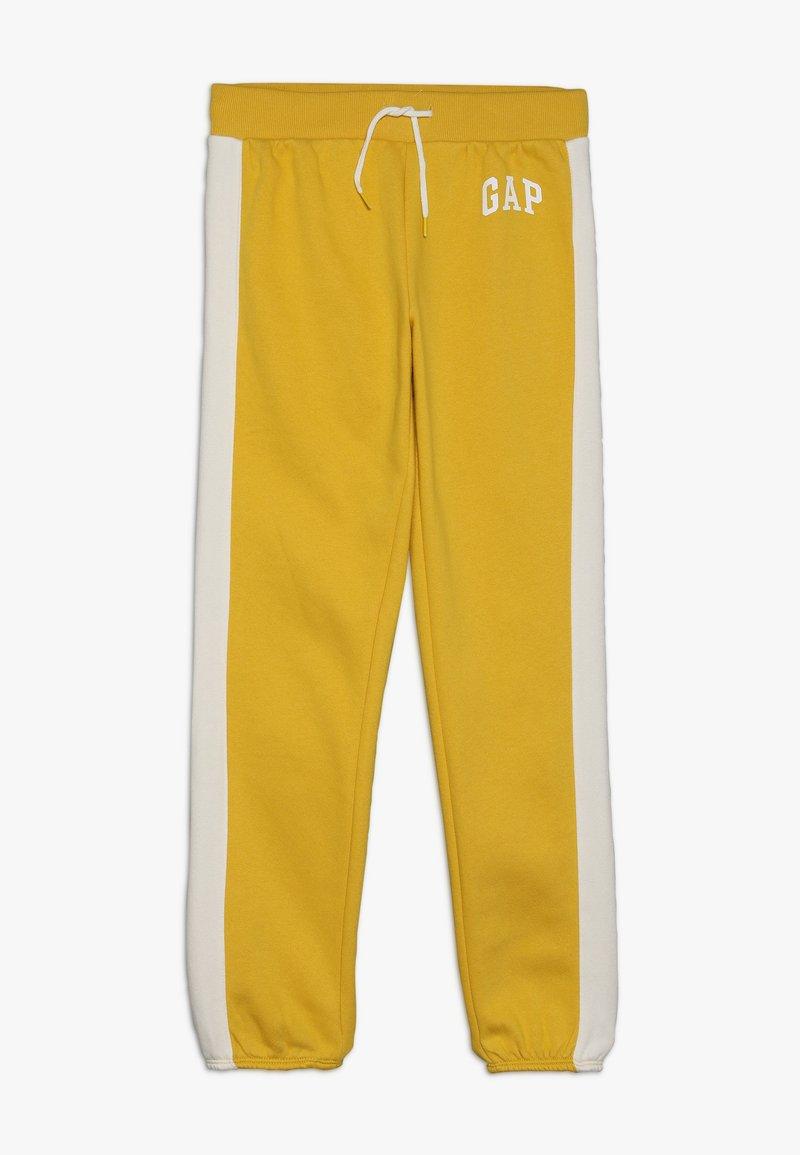 GAP - GIRLS LOGO  - Jogginghose - rainslicker yellow
