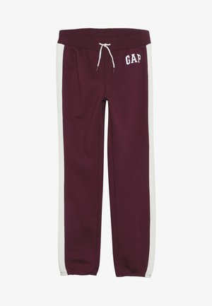 GIRLS LOGO  - Trainingsbroek - light rosewood