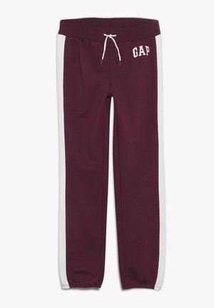 GIRLS LOGO  - Pantalon de survêtement - light rosewood