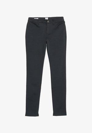 GIRLS PONTE PANT - Kalhoty - cast iron