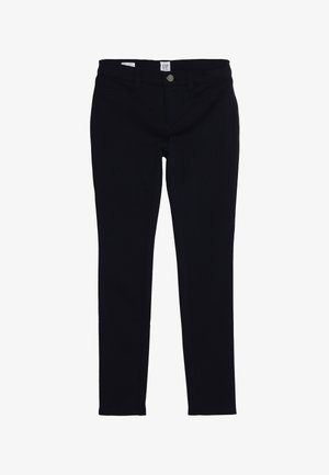 GIRLS PONTE PANT - Tygbyxor - true indigo