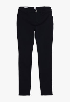 GIRLS PONTE PANT - Trousers - true indigo