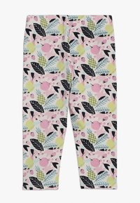 GAP - TODDLER GIRL CROP FLOW - Legíny - multi-coloured - 1