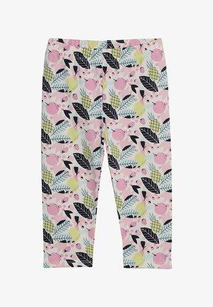 TODDLER GIRL CROP FLOW - Leggings - multi-coloured