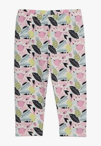 GAP - TODDLER GIRL CROP FLOW - Legíny - multi-coloured - 0
