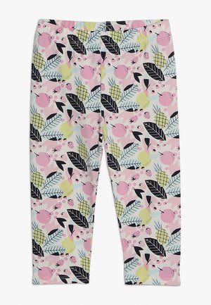 TODDLER GIRL CROP FLOW - Legging - multi-coloured