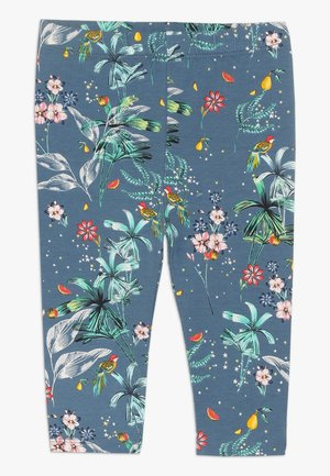 TODDLER GIRL CROP - Legging - blue