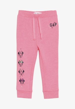 MINNIE MOUSE TODDLER GIRL - Spodnie treningowe - pink