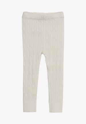 TODDLER GIRL - Leggings - ivory frost