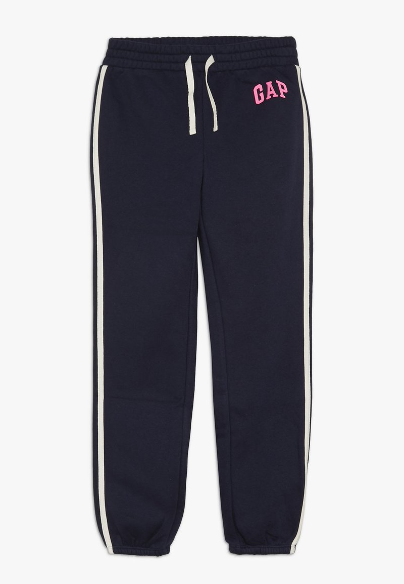 GAP - GIRL LOGO JOGGER - Jogginghose - navy uniform