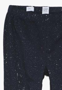 GAP - GIRL  - Legíny - blue galaxy - 4