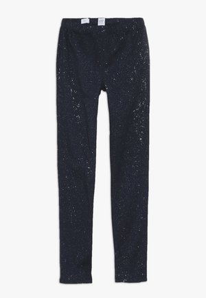 GIRL  - Legging - blue galaxy
