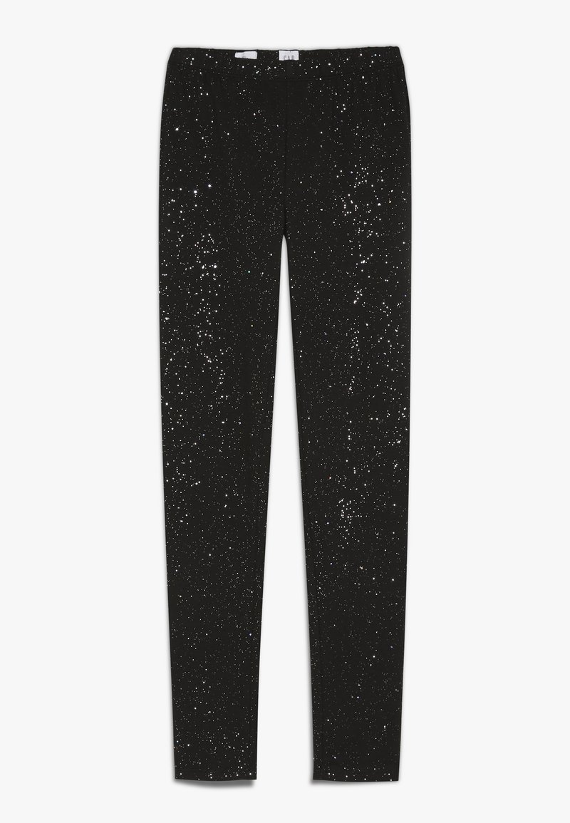 GAP - GIRL  - Leggings - Trousers - true black