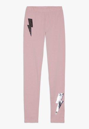 GIRL LEG - Leggingsit - impatient pink