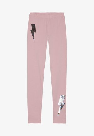 GIRL LEG - Legíny - impatient pink