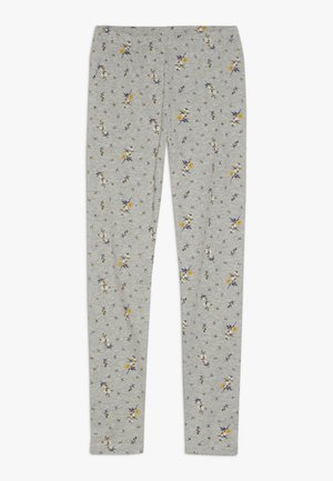 GIRL  - Leggings - Hosen - grey melange