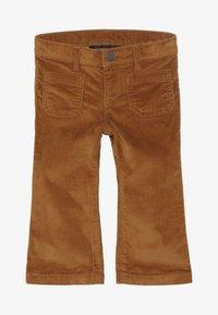 GAP - TODDLER GIRL FLARE - Pantalon classique - winter ochre - 2