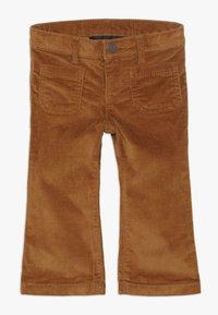 GAP - TODDLER GIRL FLARE - Pantalon classique - winter ochre - 0
