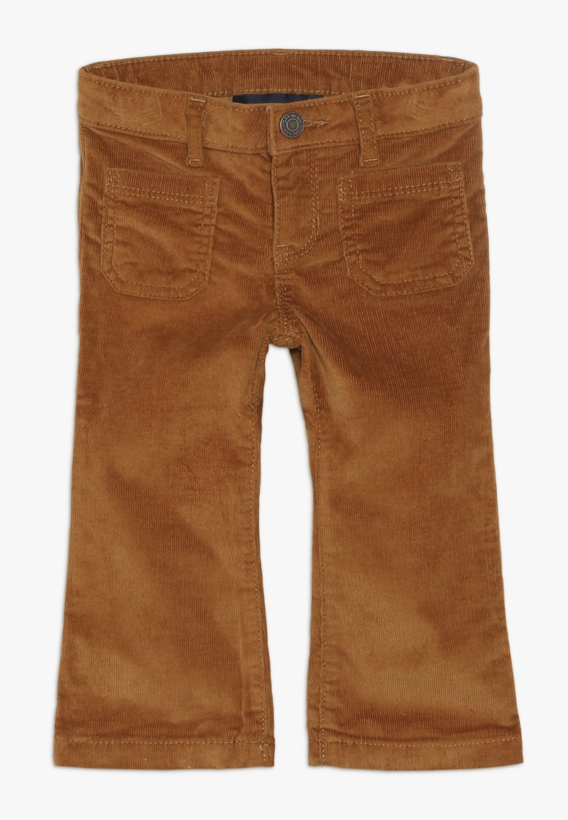 GAP - TODDLER GIRL FLARE - Pantalon classique - winter ochre