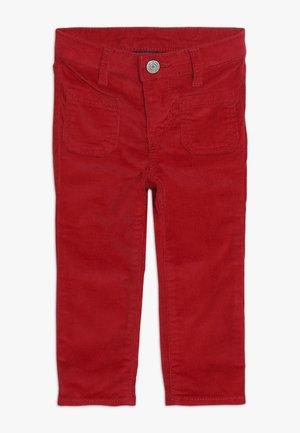 TODDLER GIRL  - Pantalon classique - modern red