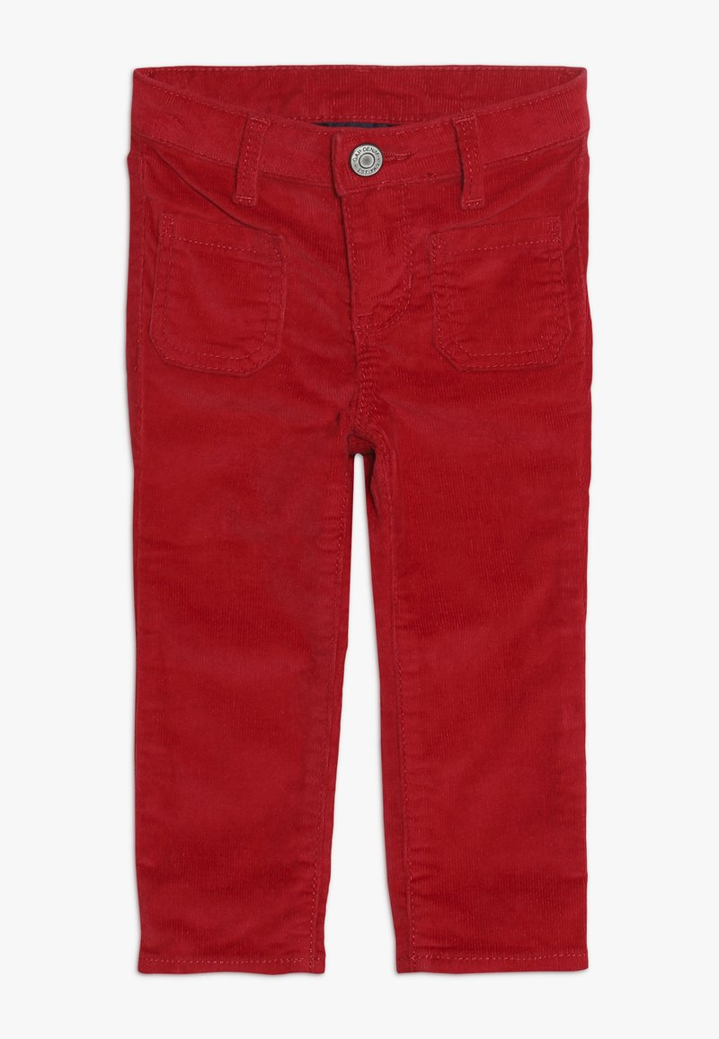 GAP - TODDLER GIRL  - Kangashousut - modern red