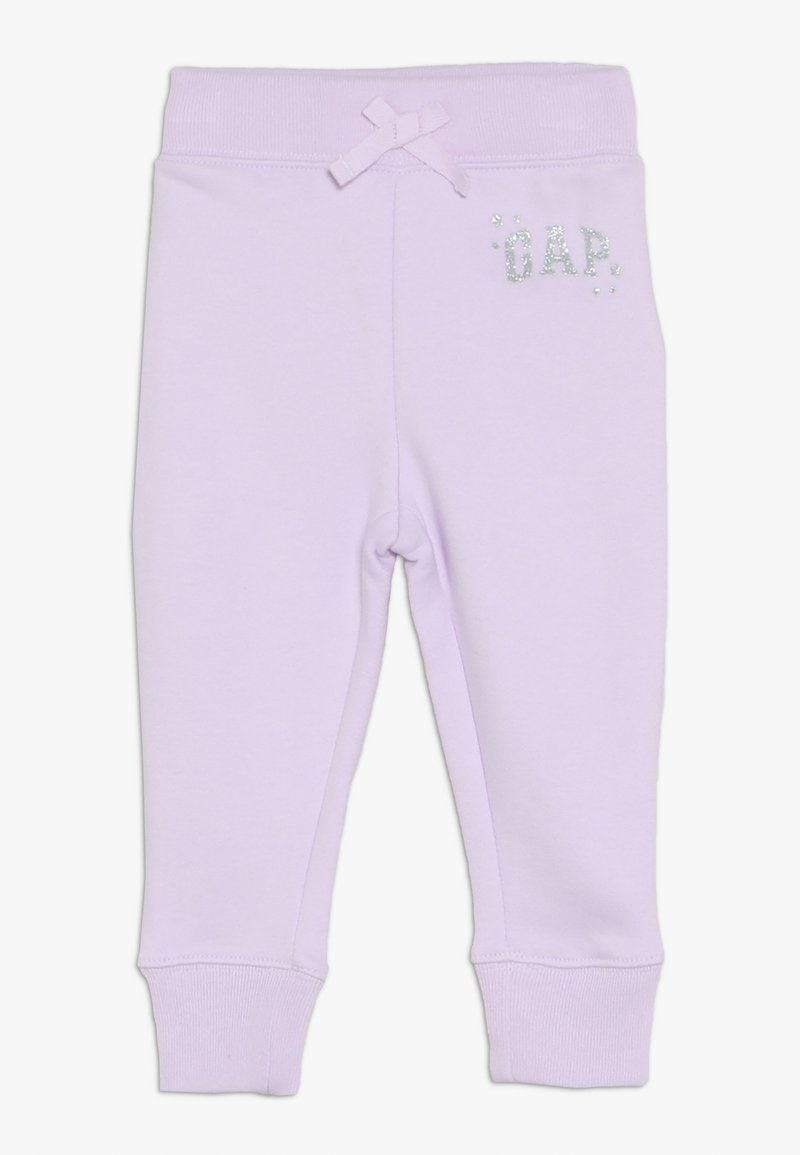 GAP - TODDLER GIRL LOGO - Pantalones deportivos - pale lilac