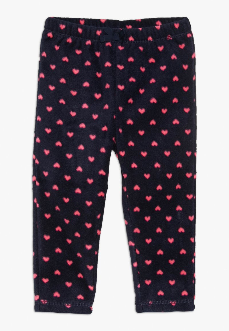 GAP - ARCH PANT BABY - Trousers - navy uniform