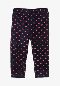 GAP - ARCH PANT BABY - Trousers - navy uniform - 2