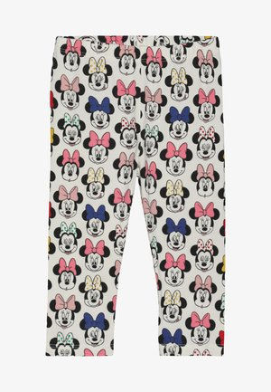 MINNIE MOUSE BABY - Leggings - ivory frost