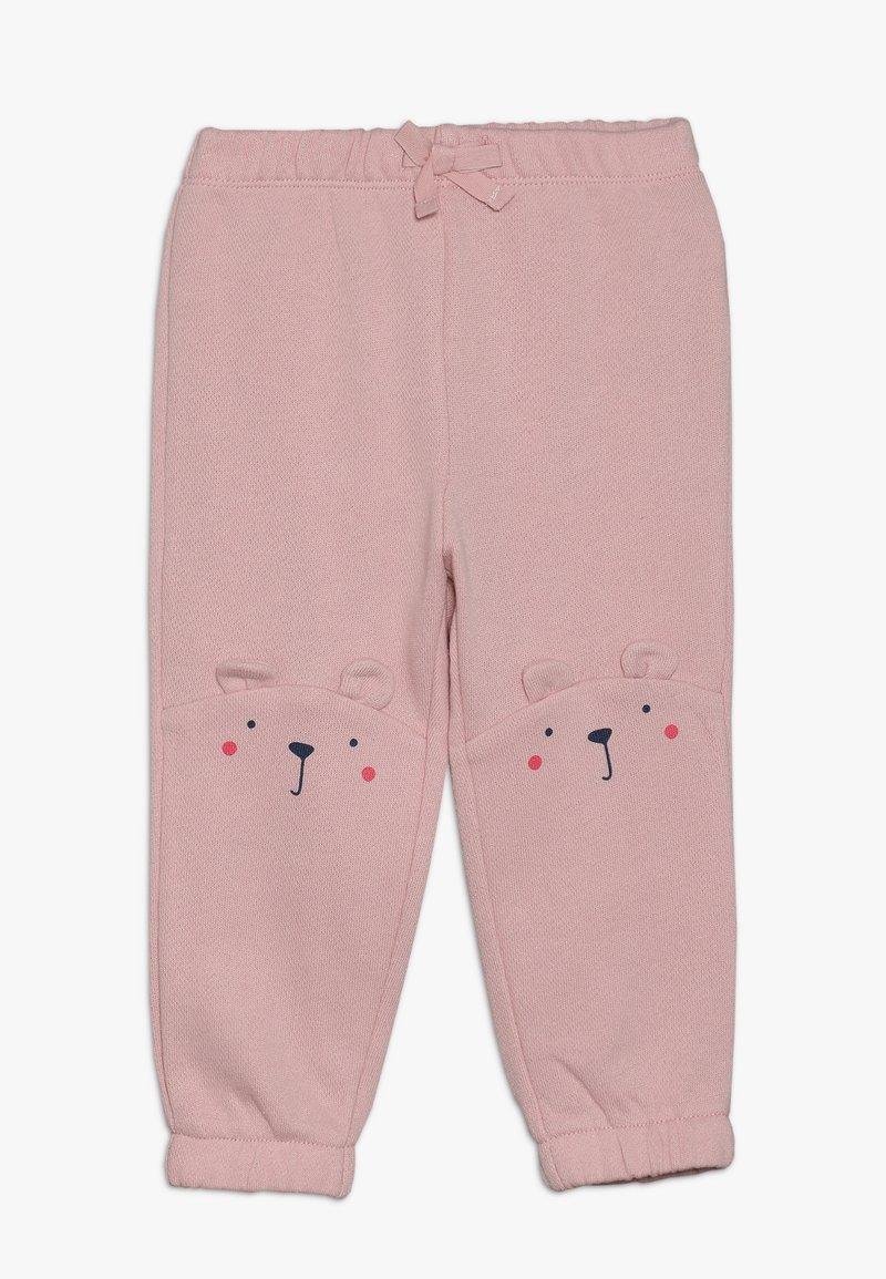 GAP - BRAN PANT BABY - Trousers - pink standard