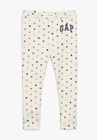 GAP - TODDLER GIRL ARCH - Legging - multi/milk/pink - 0
