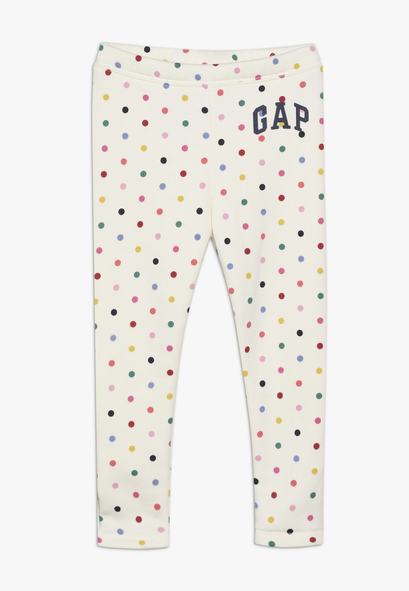 GAP - TODDLER GIRL ARCH - Legging - multi/milk/pink