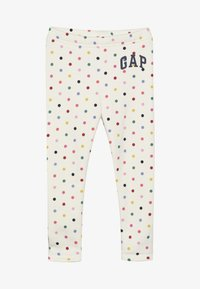 GAP - TODDLER GIRL ARCH - Legging - multi/milk/pink - 2