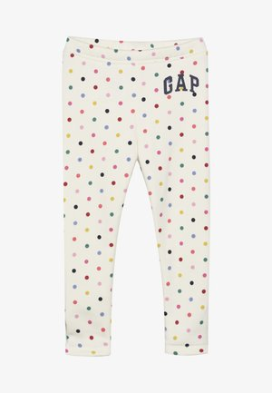 TODDLER GIRL ARCH - Leggings - Trousers - multi/milk/pink