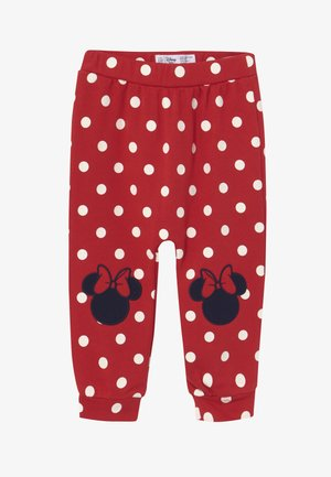 DOT PANT BABY - Trousers - modern red