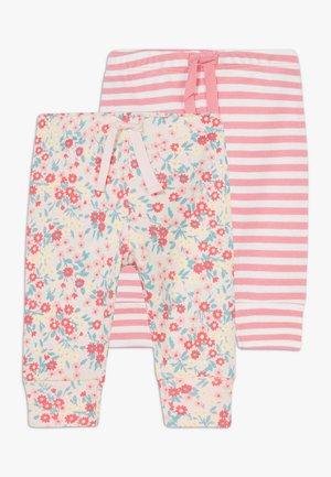 LADYBUG 2 PACK - Kalhoty - pink heart