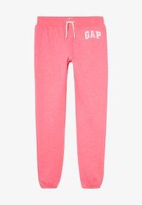 GAP - GIRL LOGO - Tracksuit bottoms - pink jubilee - 2