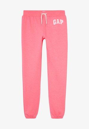 GIRL LOGO - Pantalon de survêtement - pink jubilee