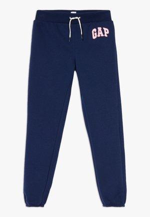 GIRL LOGO - Pantaloni sportivi - elysian blue