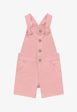 TODDLER GIRL - Hängselbyxor - pure pink