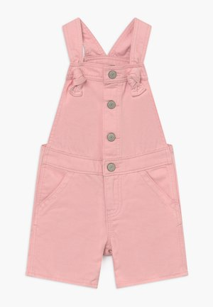 TODDLER GIRL - Dungarees - pure pink
