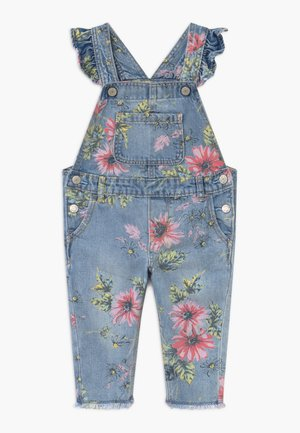 TODDLER GIRL - Peto - blue denim