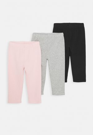 TODDLER GIRL 3 PACK - Leggings - Trousers - multicolor