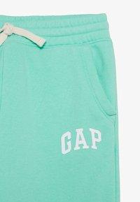 GAP - GIRL ARCH CINCH - Teplákové kalhoty - aqua tide - 2