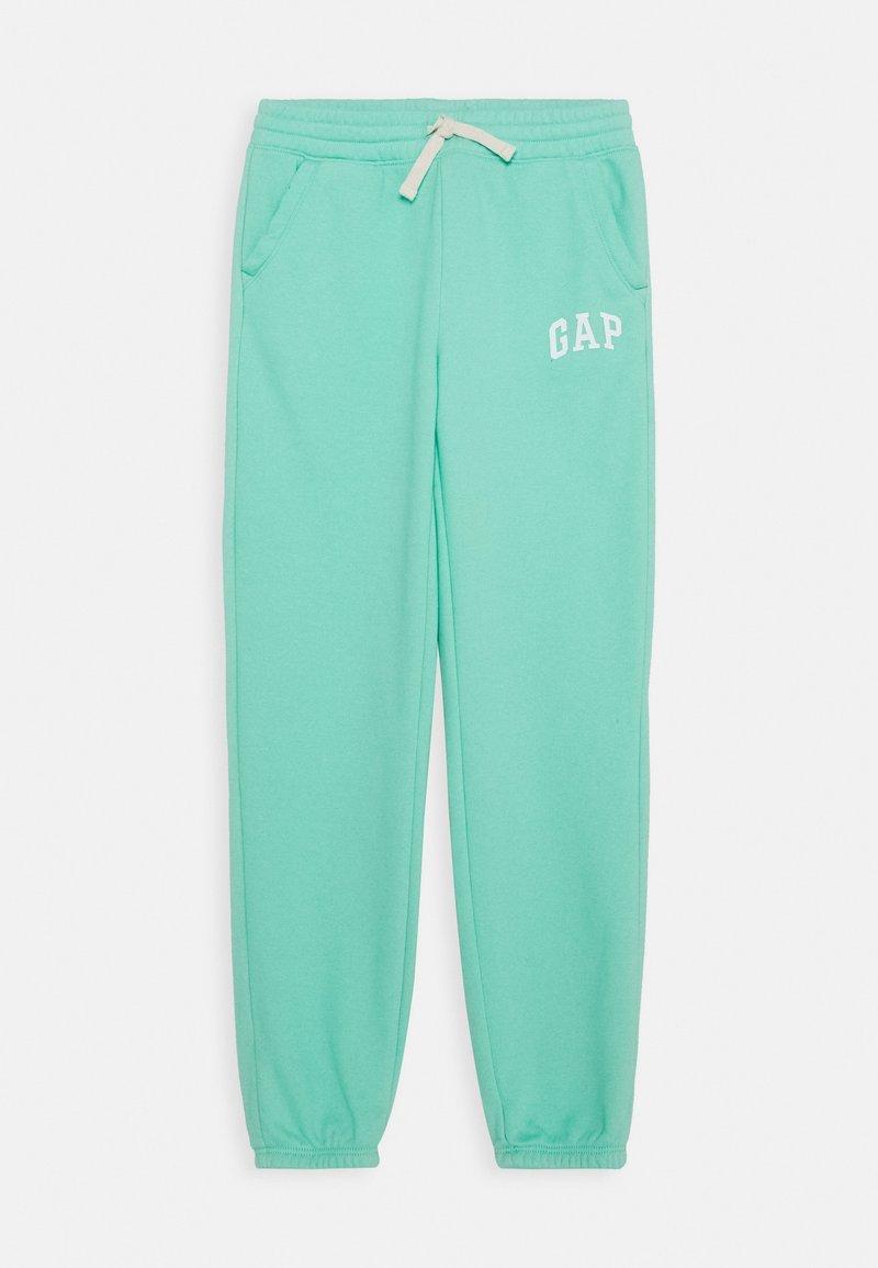 GAP - GIRL ARCH CINCH - Teplákové kalhoty - aqua tide