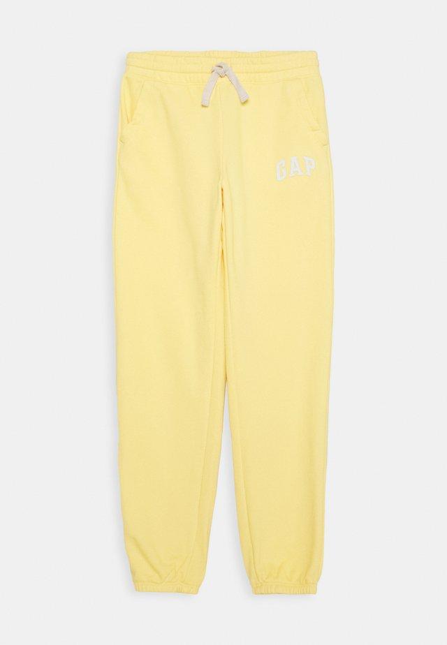 GIRL - Træningsbukser - yellow sun