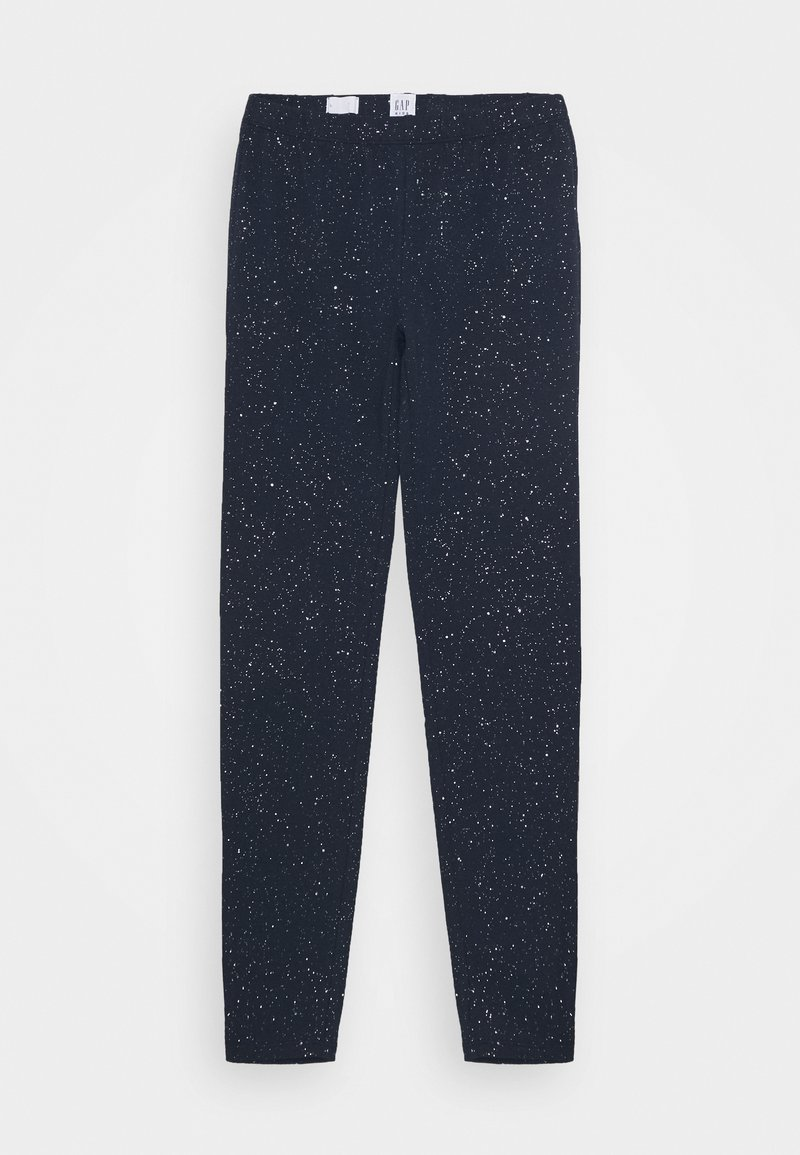 GAP - GIRLS  - Leggings - Trousers - blue galaxy